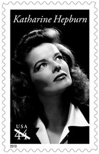 Katharine Hepburn Stamp